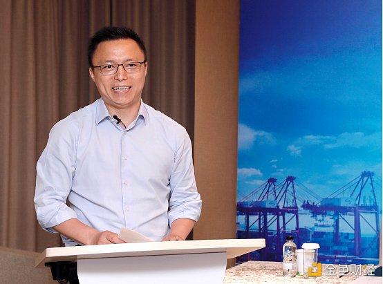 英特尔之后蚂蚁区块链再度牵手行业巨头 中国最大港口集团即将上链-企查查