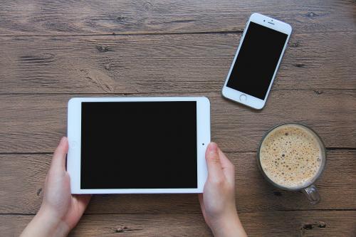 苹果平板电脑市占全球第一,华为仅占9.1%-企查查