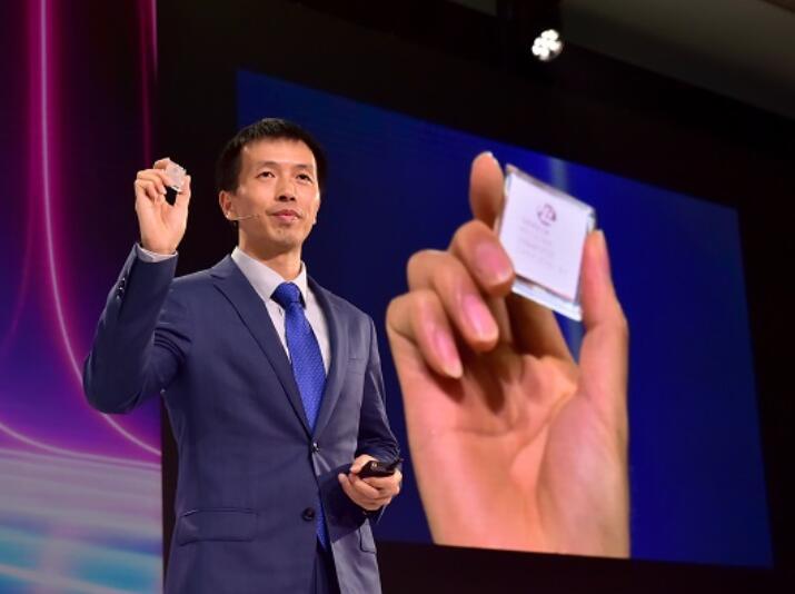 华为发布全新5G网络产品解决方案 传输可提高40%-企查查