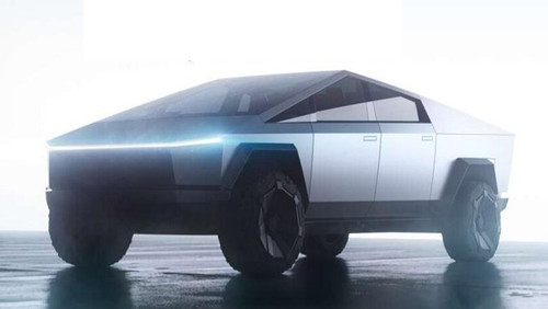 马斯克:特斯拉电动皮卡Cybertruck将配备负载和拖曳计算器-企查查