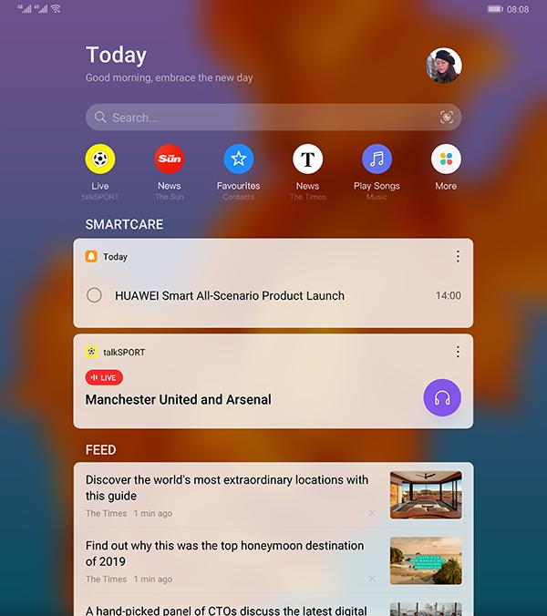 华为发布Mate Xs折叠屏手机,智能助手助力智慧体验-企查查